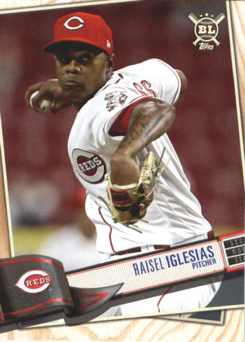 Photo of 2019 Topps Big League #48 Raisel Iglesias