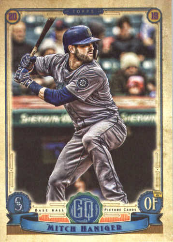 Photo of 2019 Topps Gypsy Queen #143 Mitch Haniger