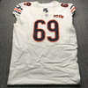London Games - Bears Rashaad Coward Game Used Jersey with 100th AnniversaryPatch (10/6/19) Size 48