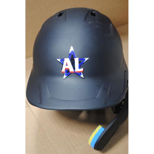 Photo of 2021 MLB All-Star Game -  Game-Used Batting Helmet - Mike Zunino