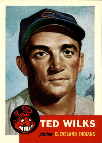 Photo of 1991 Topps Archives 1953 #101 Ted Wilks