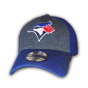 Toronto Blue Jays Shadow Gleam Stretch Cap by New Era