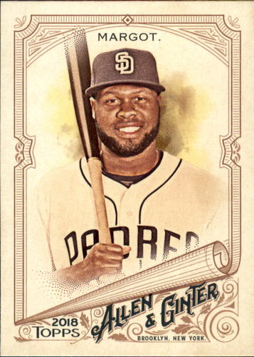 Photo of 2018 Topps Allen and Ginter #48 Manny Margot