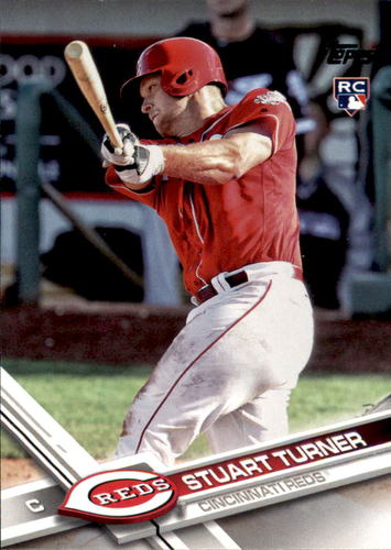 Photo of 2017 Topps Update #US178 Stuart Turner RC