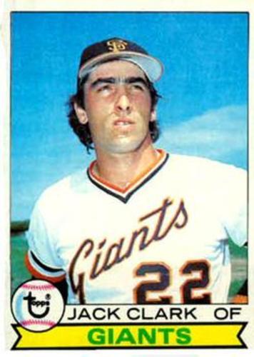 Photo of 1979 Topps #512 Jack Clark