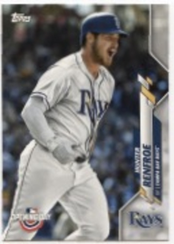 Photo of 2020 Topps Opening Day #191 Hunter Renfroe