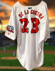 Photo of Chad De La Guerra Signed Jersey