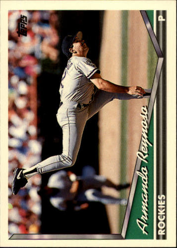 Photo of 1994 Topps #49 Armando Reynoso