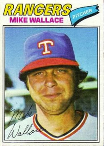 Photo of 1977 Topps #539 Mike Wallace
