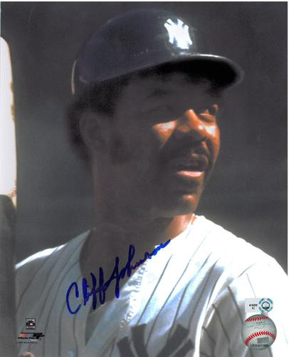 Cliff Johnson Autographed 8x10