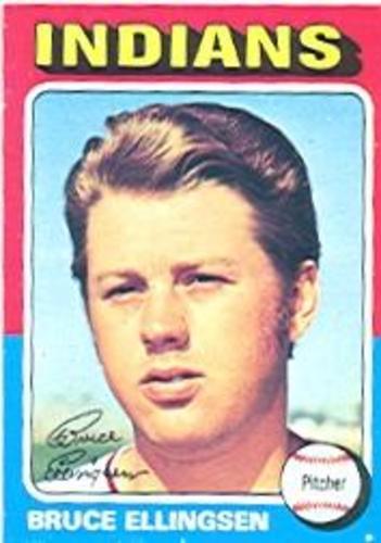 Photo of 1975 Topps #288 Bruce Ellingsen RC