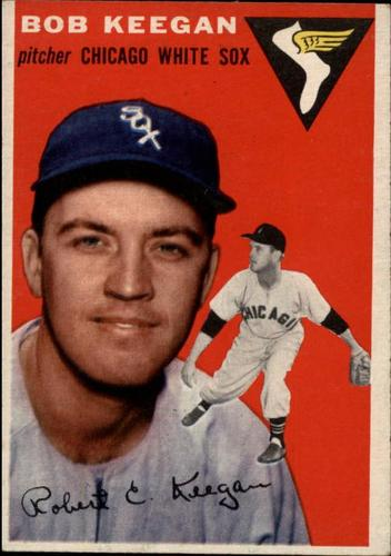 Photo of 1954 Topps #100 Bob Keegan