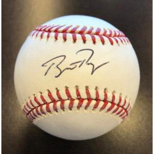 Photo of Giants Community Fund: Buster Posey Signed Baseball