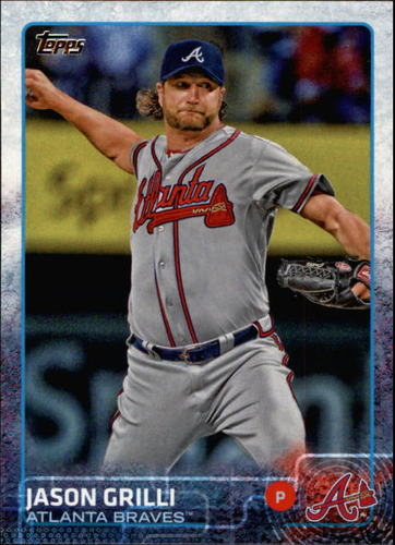Photo of 2015 Topps #627 Jason Grilli