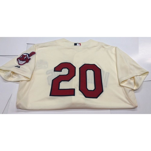 C.C. Lee Team Issued 2013 Alternate Home Jersey