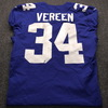 Crucial Catch - Giants Shane Vereen Game Used Jersey 10.8.17 Size 40