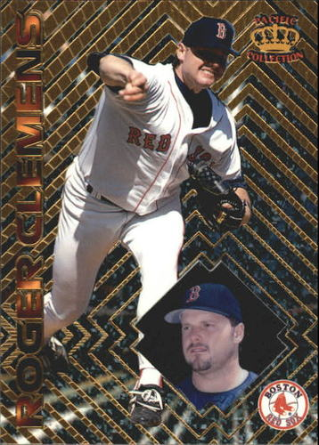 Photo of 1997 Pacific Prisms #14 Roger Clemens