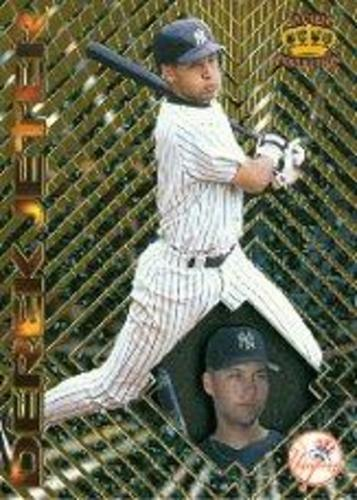 Photo of 1997 Pacific Prisms #51 Derek Jeter