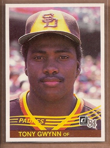 Photo of 1984 Donruss #324 Tony Gwynn