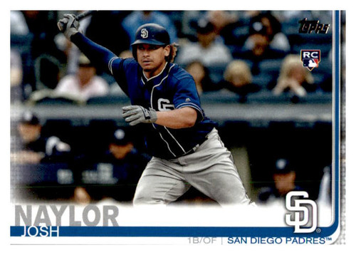 Photo of 2019 Topps Update #US43 Josh Naylor RC