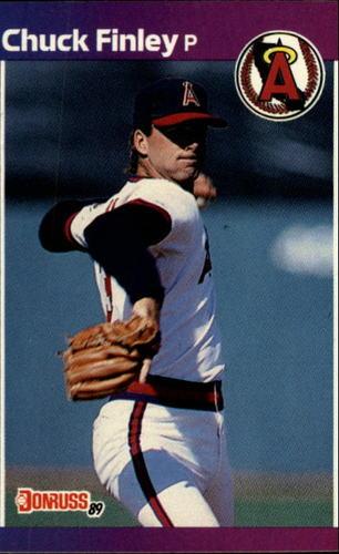 Photo of 1989 Donruss #226 Chuck Finley