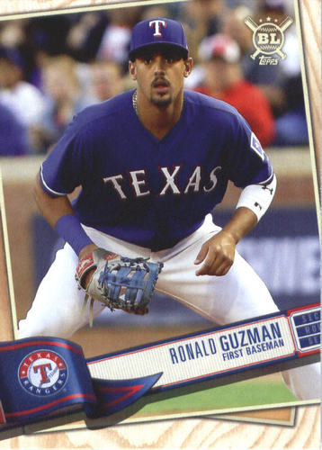 Photo of 2019 Topps Big League #51 Ronald Guzman
