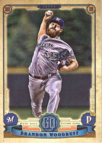Photo of 2019 Topps Gypsy Queen #151 Brandon Woodruff