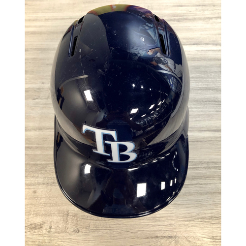Photo of Team Issued Left-Flap Helmet: #86 (Number NOT MLB Authenticated)