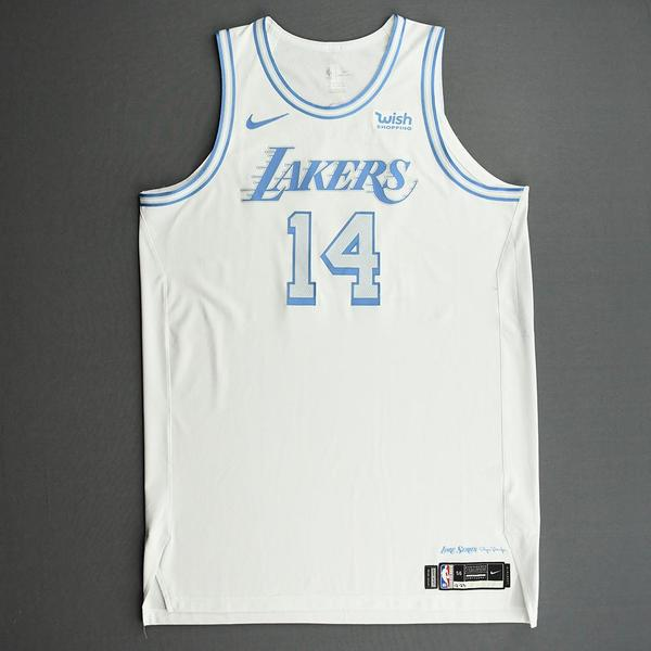 Image of Marc Gasol - Los Angeles Lakers - Christmas Day' 20 - Game-Worn City Edition Jersey