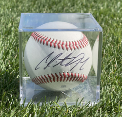 Photo of Clint Frazier Signed Baseball