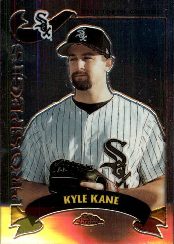 Photo of 2002 Topps Chrome Traded #T185 Kyle Kane RC