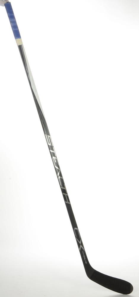 Hampus Lindholm Anaheim Ducks Team Sweden World Cup of Hockey 2016 Tournament-Used Easton Stealth CX Hockey Stick