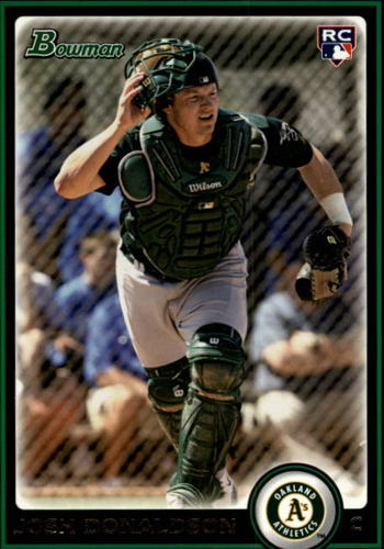 Photo of 2010 Bowman Draft #BDP43 Josh Donaldson  Rookie Card