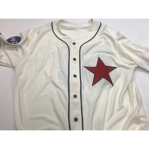 Photo of Team-Issued Rich Dubee Detroit Stars Jersey