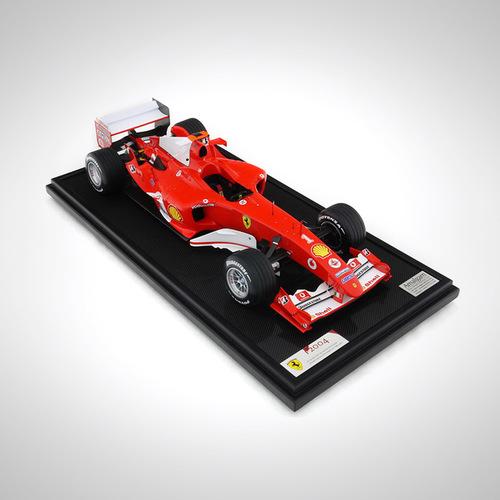 Photo of Ferrari 2004 1:8 Scale Model F1 Car, San Marino Grand Prix