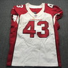 Crucial Catch - Cardinals Haason Reddick Game Used Jersey Size 44 (10.14.18)