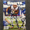 Patriots - Jonas Gray Signed Sports Illustrated