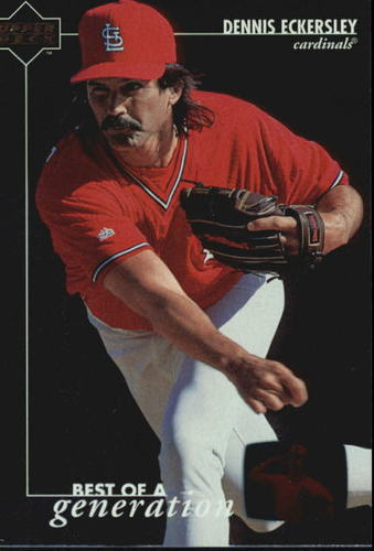 Photo of 1996 Upper Deck #375 Dennis Eckersley BG