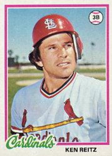 Photo of 1978 Topps #692 Ken Reitz