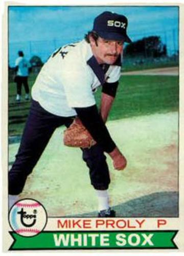 Photo of 1979 Topps #514 Mike Proly RC