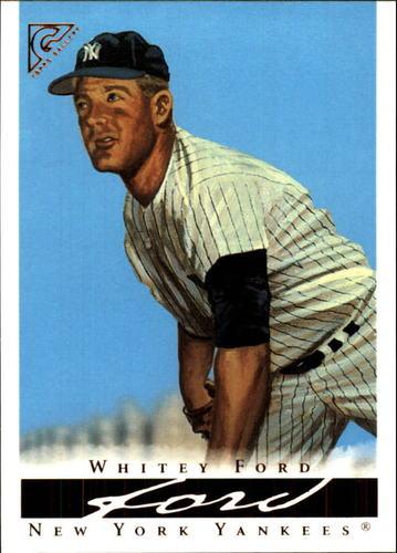 Photo of 2003 Topps Gallery HOF #44 Whitey Ford Day