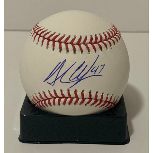 Photo of Andrew Chafin Autographed Ball