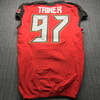 London Games - Buccaneers Zach Triner Game used Jersey (10/13/19) Size 46