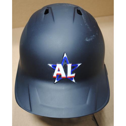 Photo of 2021 MLB All-Star Game -  Game-Used Batting Helmet - Jose Ramirez
