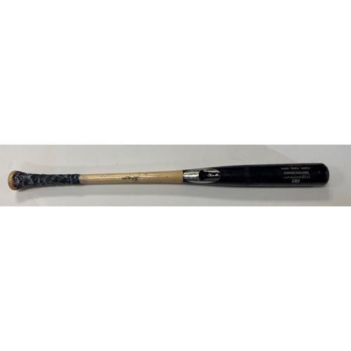 Photo of Jarred Kelenic Game Used Broken Bat (TOR @SEA 8/13/21)