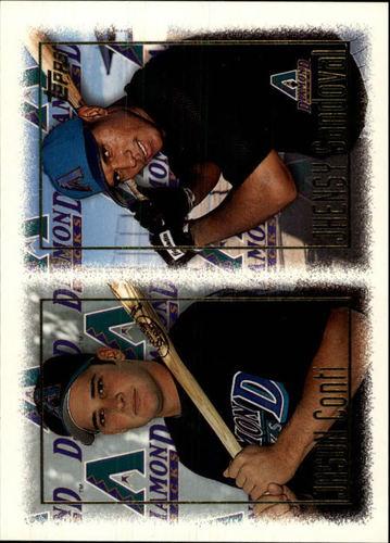 Photo of 1997 Topps #468 J.Sandoval/J.Conti RC