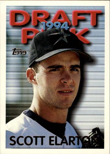 Photo of 1995 Topps #510 Scott Elarton RC