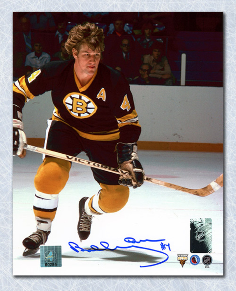 Bobby Orr Boston Bruins Autographed Hockey Legend 8x10 Photo: GNR COA