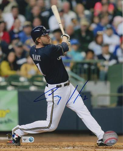 Photo of Corey Hart Autographed 8x10