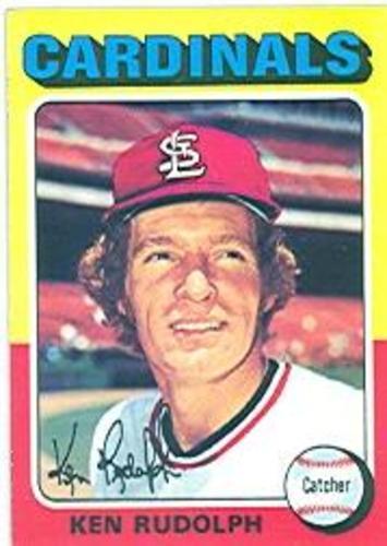 Photo of 1975 Topps #289 Ken Rudolph